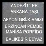 ANDEZİT TAŞI