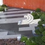 bazalt ,granit, podima çakıl patterni