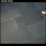 ocean blue slate