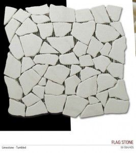 Flag stone fileli paladyan mermer