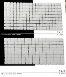 kare taş 1,56x1,5 1,6x1,6