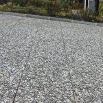 klasik dere çakıllı wash beton basamak vesüpürgelikler
