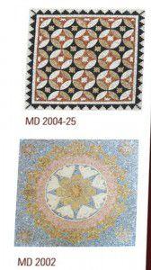 mermer mozaik madalyon 6-8-17-20-21-23-