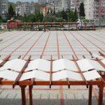 wash beton şehir parkı uygulama