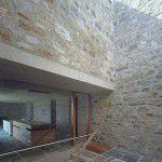 taş duvar görünüm derzli kaplama