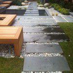 Bazalt adım taşları