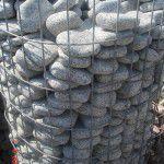 tamburlu yarım granit yassı