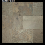 canpur gold slate