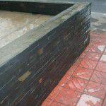 duvar kaplama 5xbs siyah