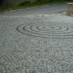 granit bazalt parke