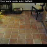 rustik zemin kotto 2x20x20