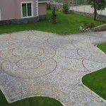 küptaş granit parke