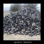 bazalt küptaş stok