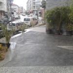 yerinde dökme wash beton8
