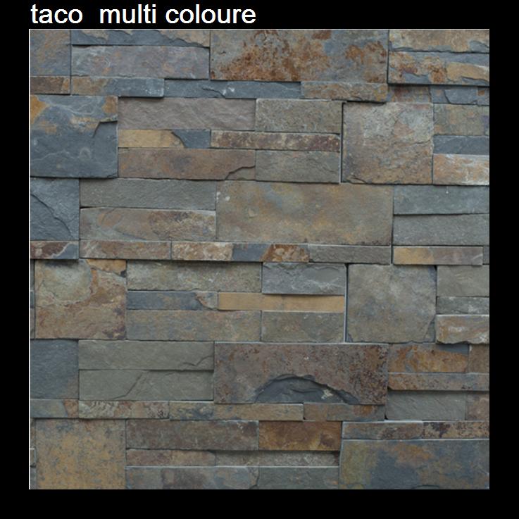 Multi color Taco