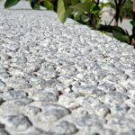 granit agregalı tamburlu wash beton