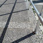 granit agregalı wash beton