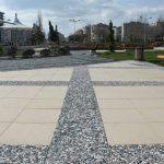 rölyef karo ayıraçlı wash beton