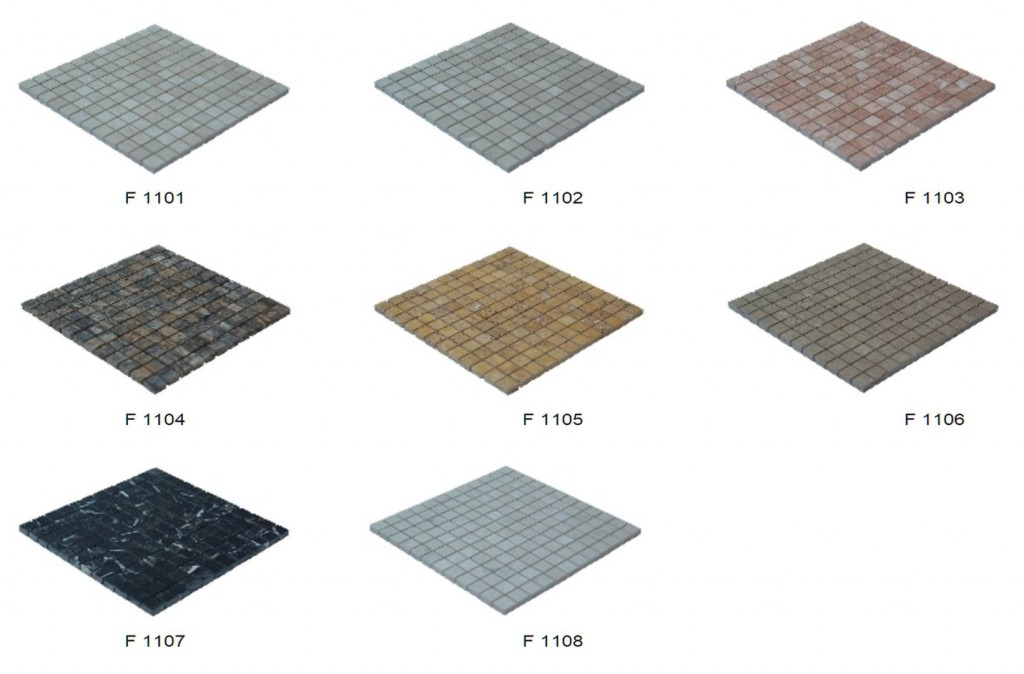 klasik mosaik 2,3x2,3